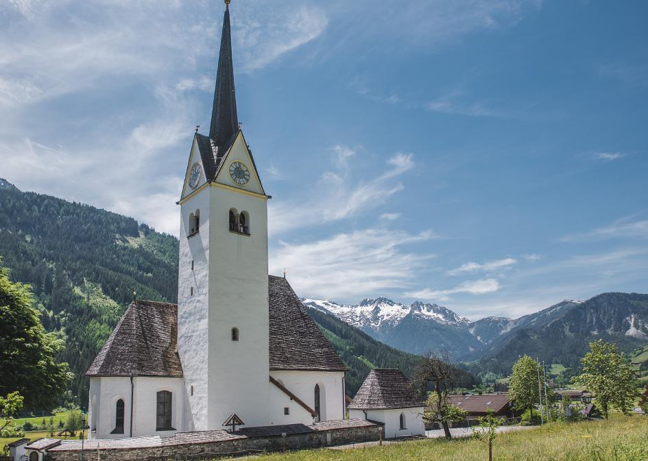Kirche Wald