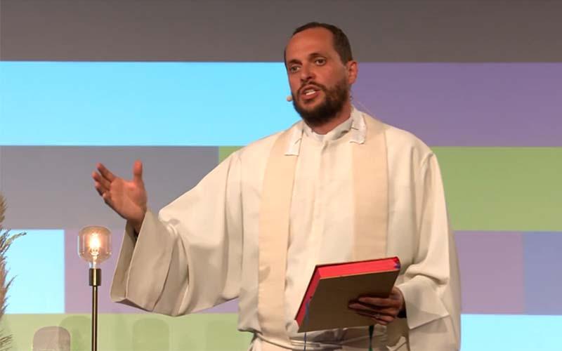 Predigt Pfarrer Christian Sunday Morning Home Church 15. 8.